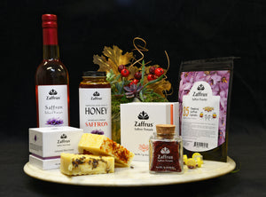 Ultimate Saffron Experience - Gift Basket 7