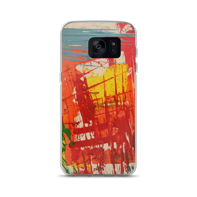 Vibrations Samsung Case