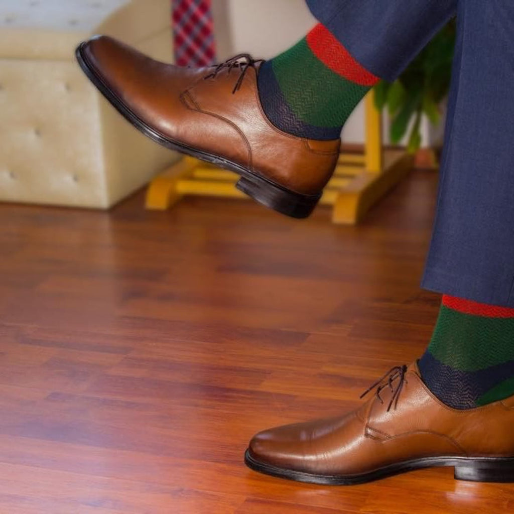 Hugh Ugoli Socks