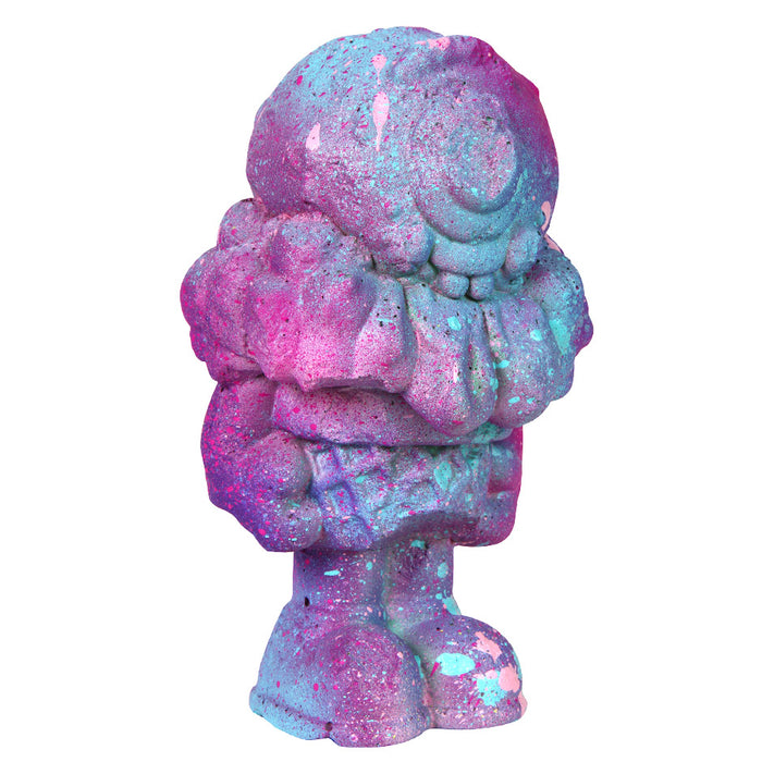 "7.5"" Smurfberry Concrete Mister Melty"