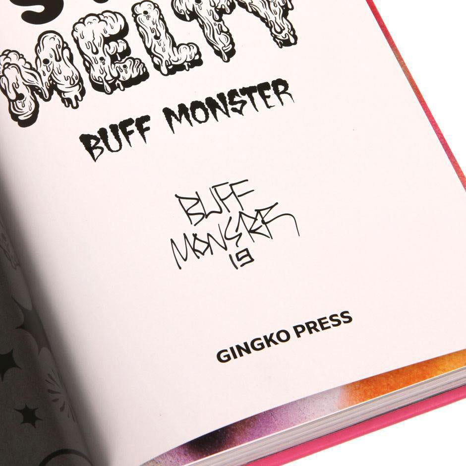 Stay Melty Book (Signed)