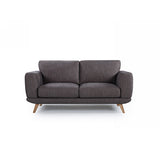Alaska Three Seater Sofa front view