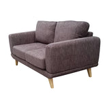 Alaska Three Seater Sofa side view