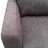 Alaska Three Seater Sofa arm close up