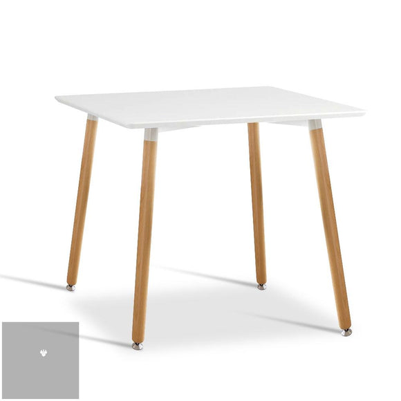 Retro Dining Table White - HomeSimplicity