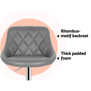 Jackson Bar Stool seat description