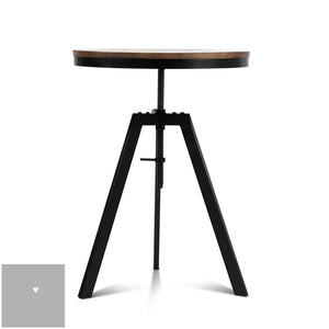 Mail - Elm Wood Dining Table - Round - HomeSimplicity