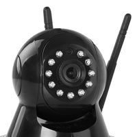 Alice - UL Tech 720P WIreless IP Camera - Black camera design