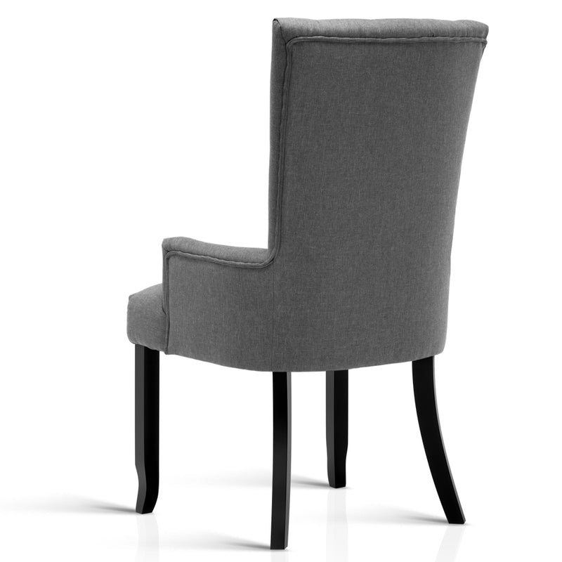 Cayes French Provincial Dining Chair - HomeSimplicity