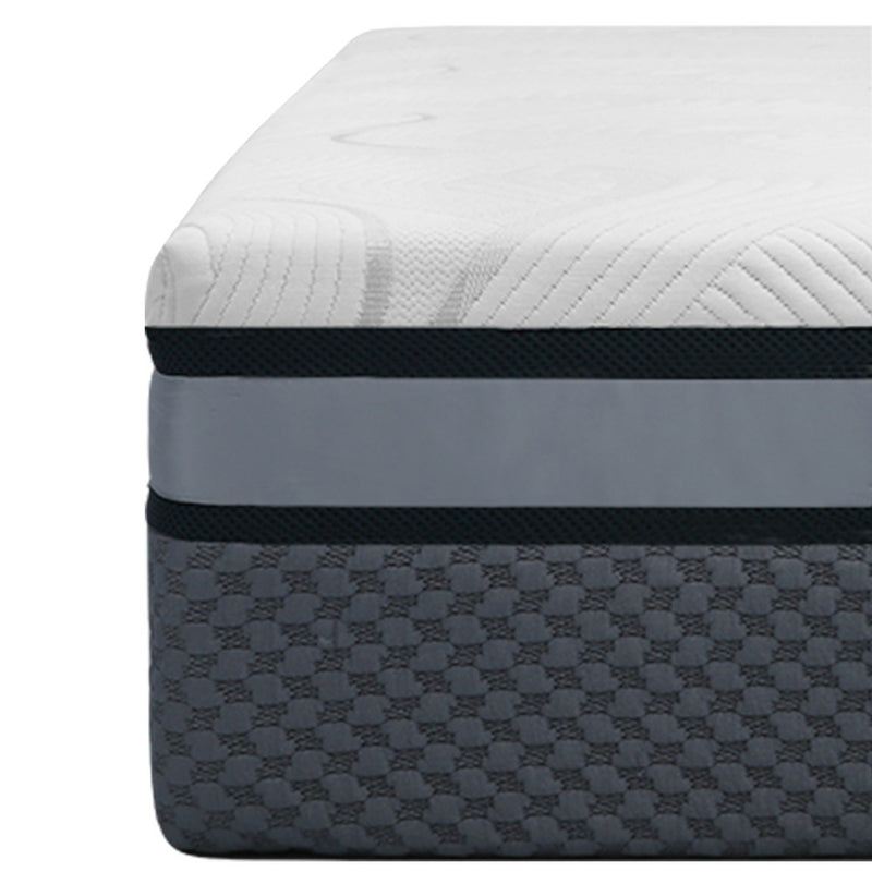 Giselle Cool Gel Memory Foam Mattress - Queen