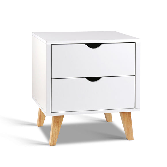 Lauren Bedside Table - HomeSimplicity