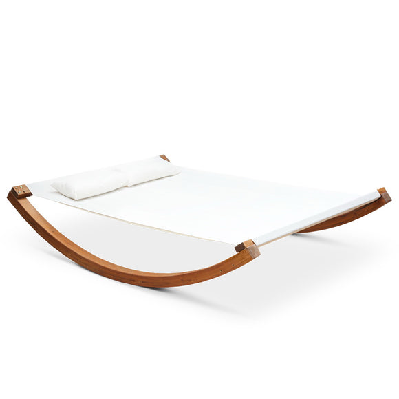Zoe - Double Hammock Bed - HomeSimplicity