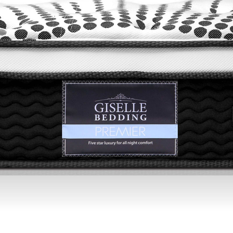 Giselle Euro Foam Mattress - Double