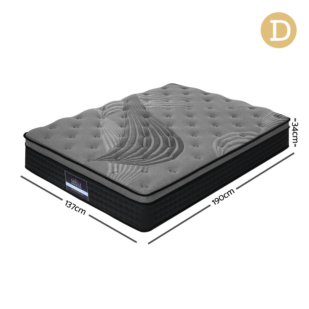 Spring Foam Mattress - Double