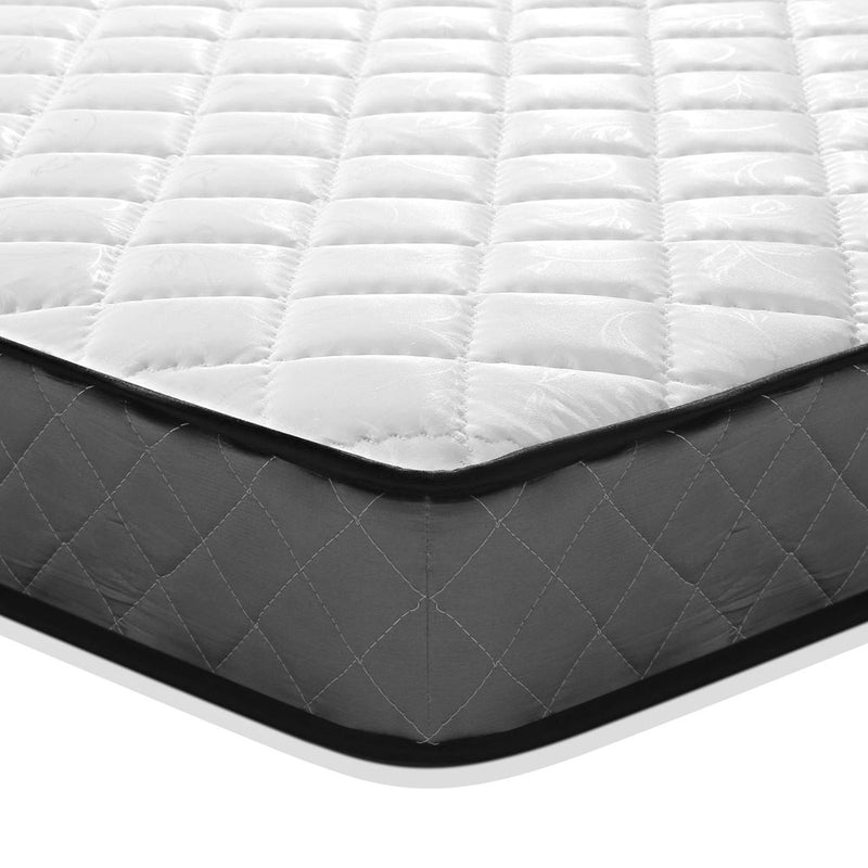 16cm Thick Tight Top Foam Mattress Double corner close up