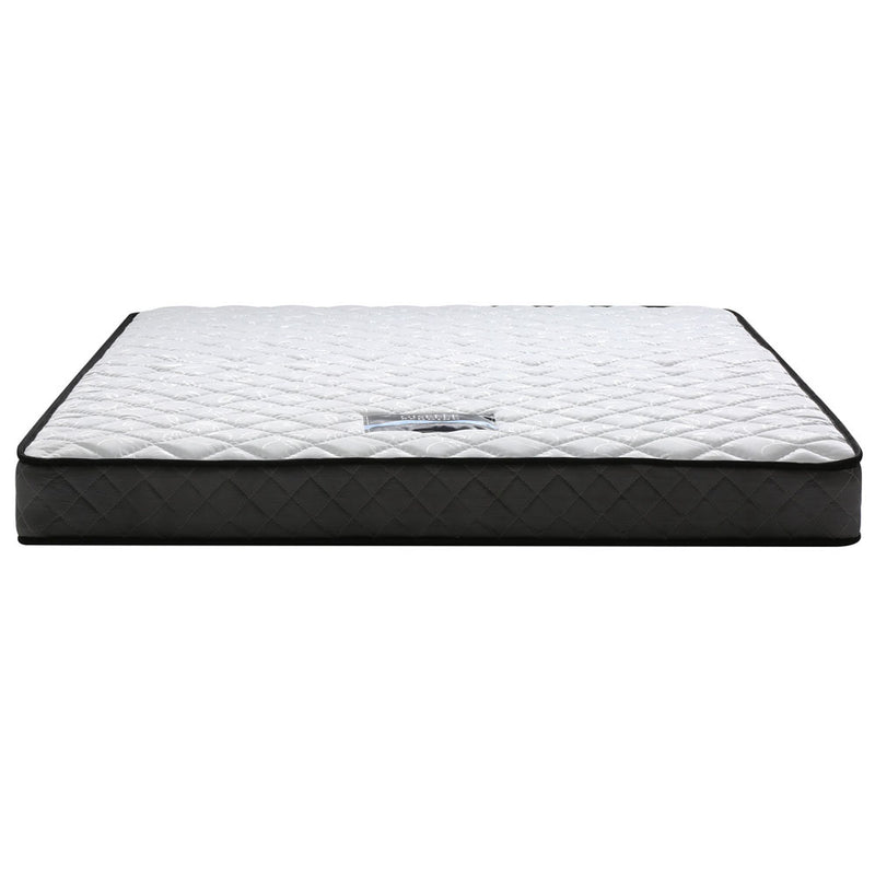 16cm Thick Tight Top Foam Mattress queen front view