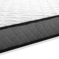 16cm Thick Tight Top Foam Mattress queen side view