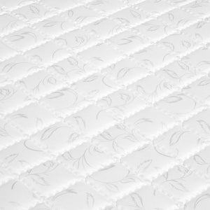 16cm Thick Tight Top Foam Mattress queen top view
