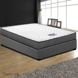 16cm Thick Tight Top Foam Mattress queen demo pic