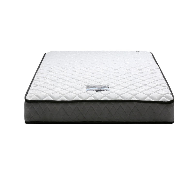 16cm Thick Tight Top Foam Mattress Single front view