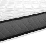 16cm Thick Tight Top Foam Mattress Single close up side view