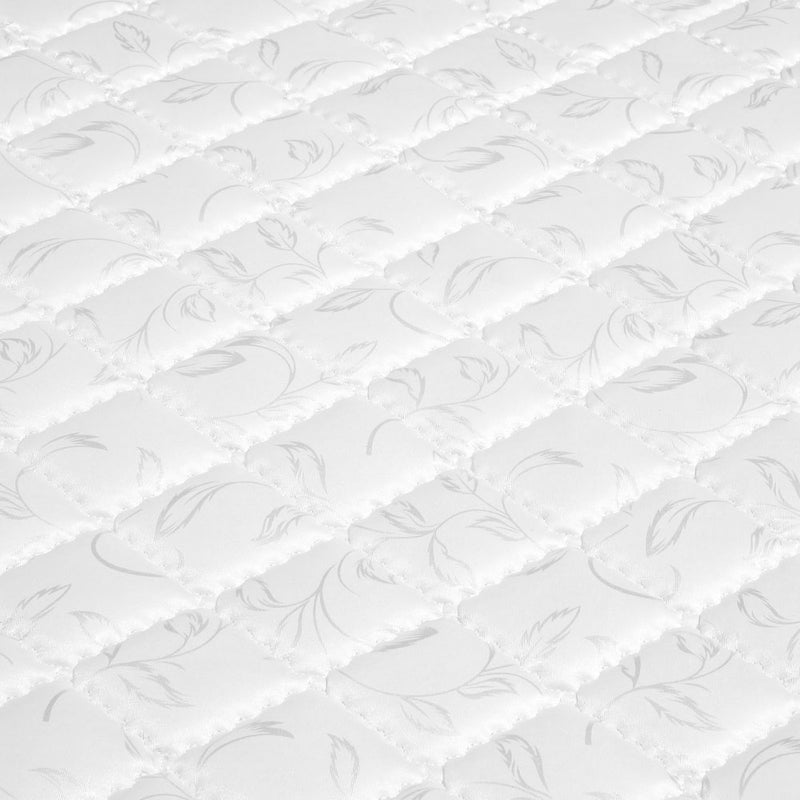 16cm Thick Tight Top Foam Mattress Single top view