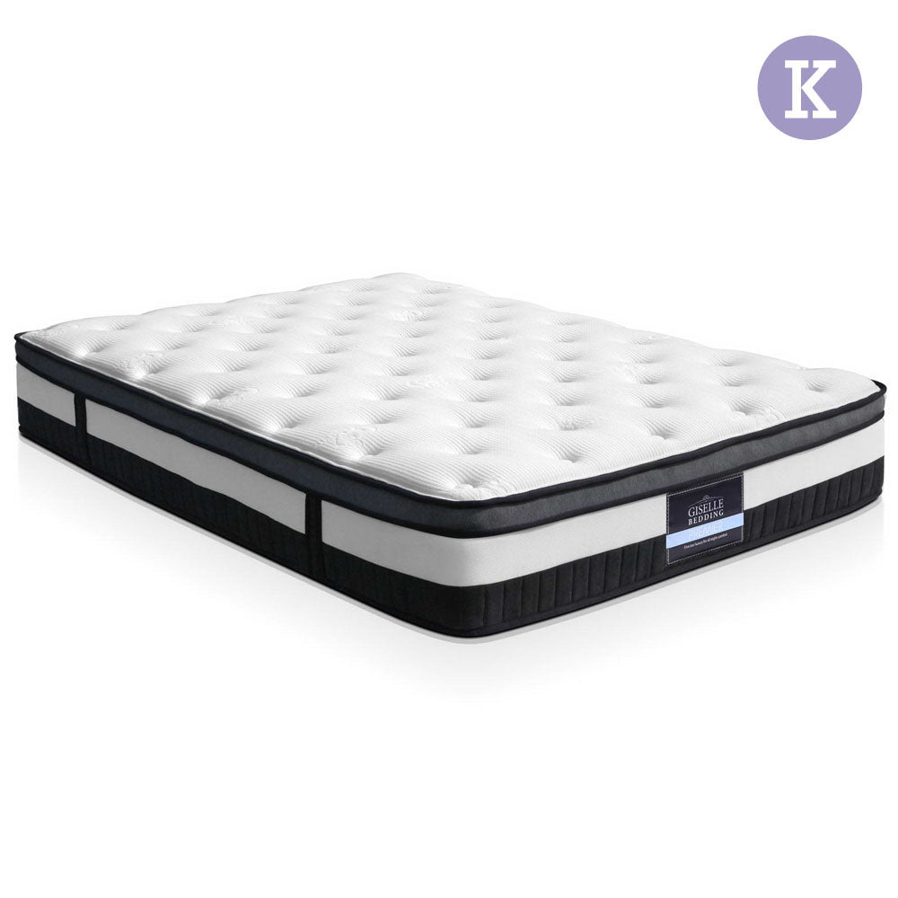Cashmere Foam Mattress - King
