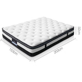 Queen Mattress Euro Top Spring1