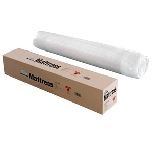 23cm Thick Firm Mattress - Double packaging