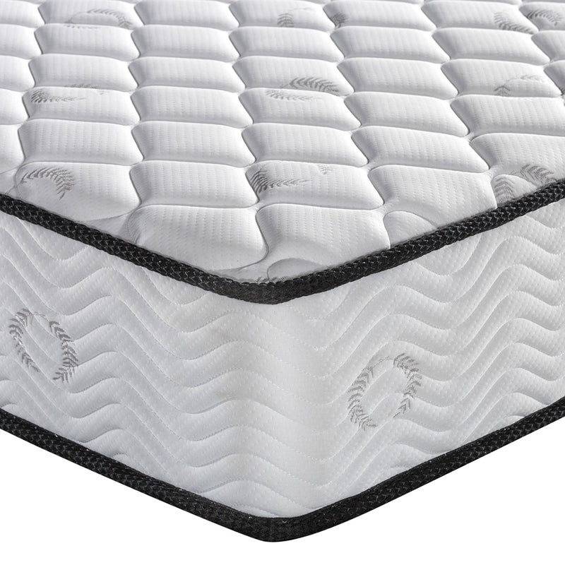Queen Size 23cm Thick Firm Mattress Corner details