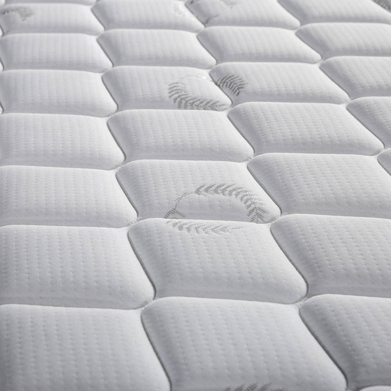 Queen Size 23cm Thick Firm Mattress close up top