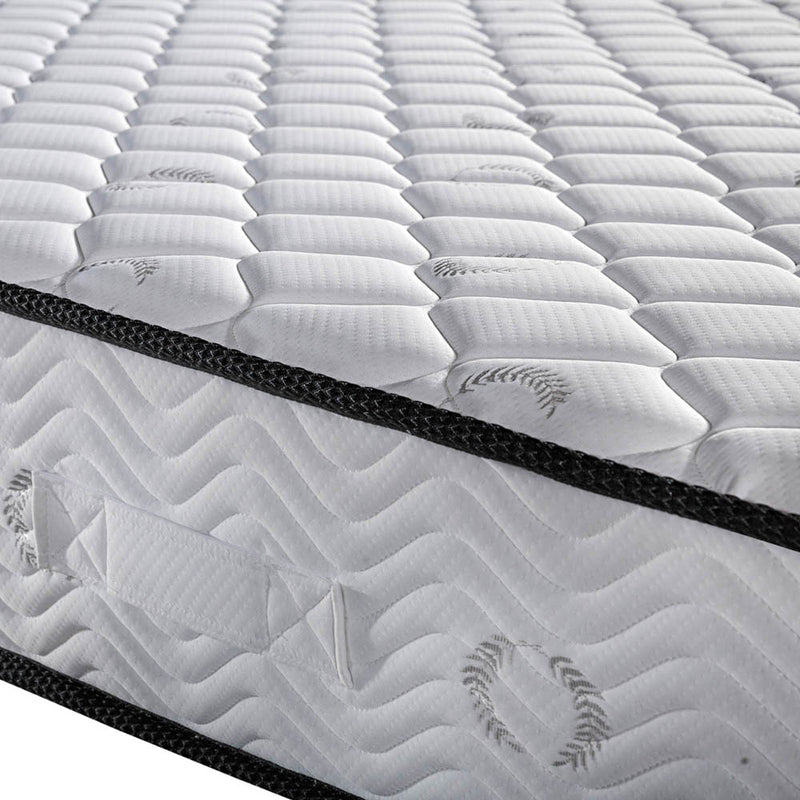 Queen Size 23cm Thick Firm Mattress close up side