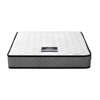 13cm Thick Foam Mattress Single front view