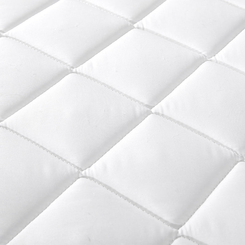 13cm Thick Foam Mattress single top view