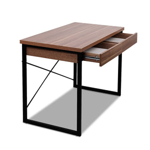 Kai Office Desk with Draws open