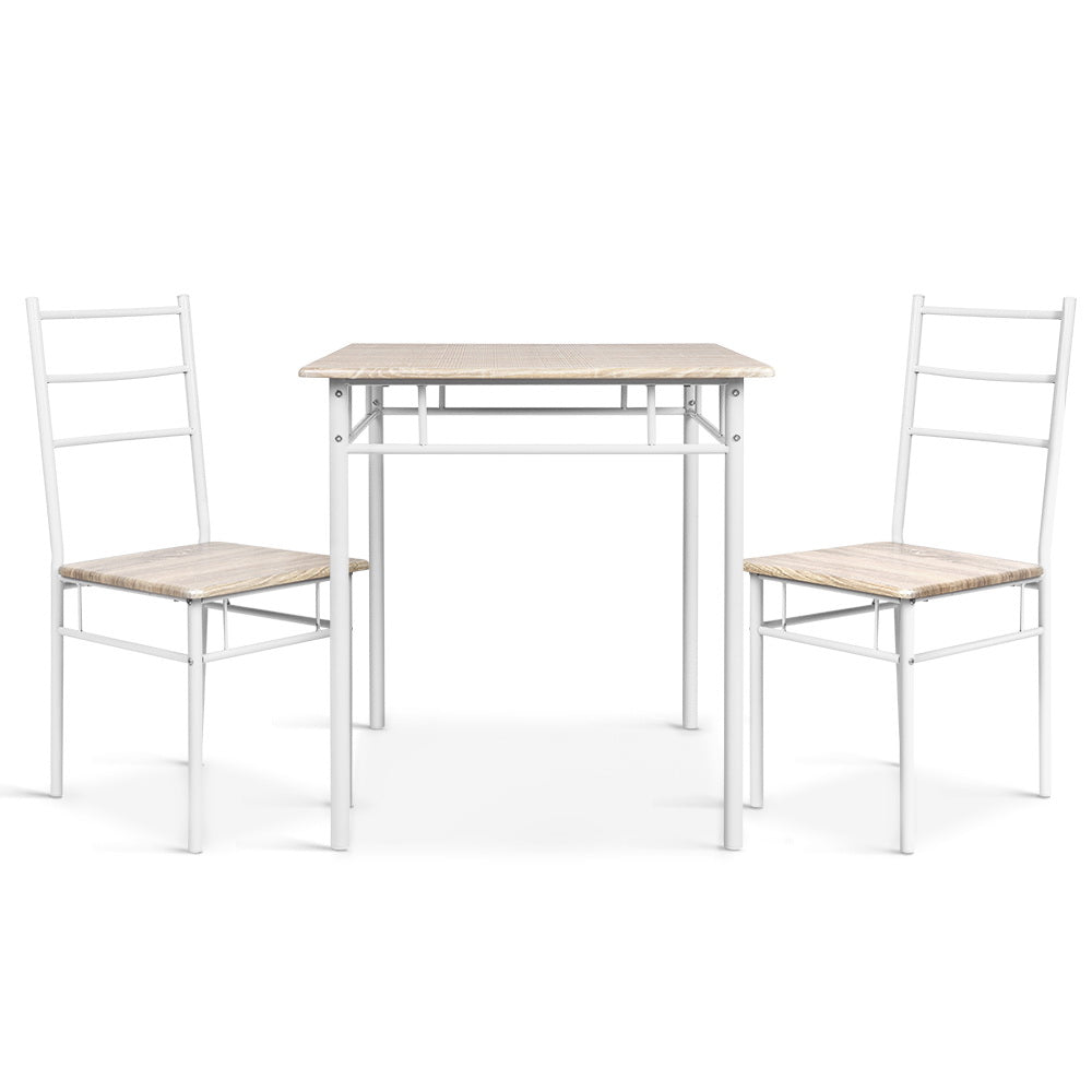 Machal 3 Piece Dining Set full view