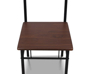 Artiss - Table and 2 Chairs - chair seat