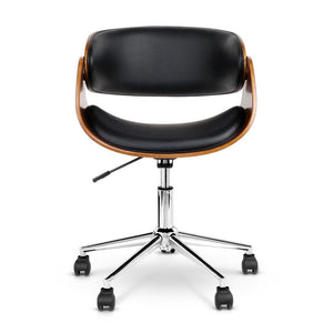 Curved Office Chair front view