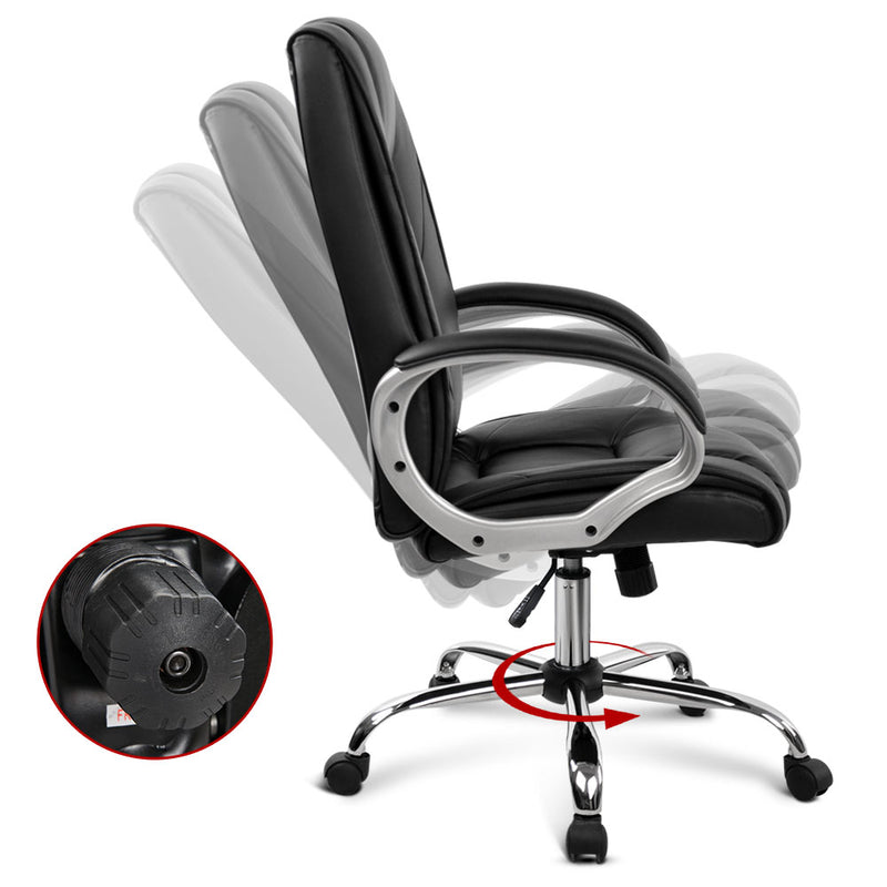 Executive Office Chair tilt angles