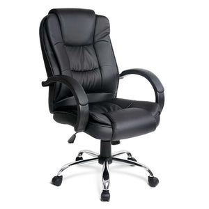 Lesley Executive Office Chair - Black