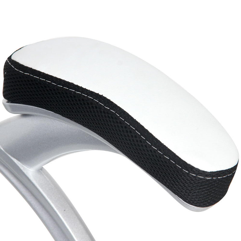 Zebra Racing Style Office Chair arm rests