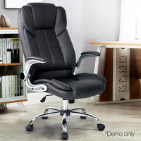 Phillipa Executive Office Chair - Black demo picture only