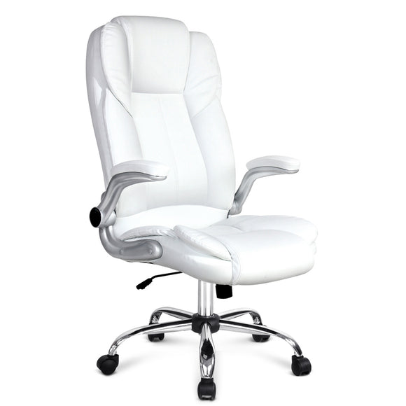 Polar Executive Office Chair - White