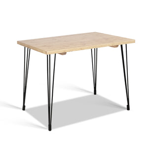 Bailey 6 Seat Dining Table - full view