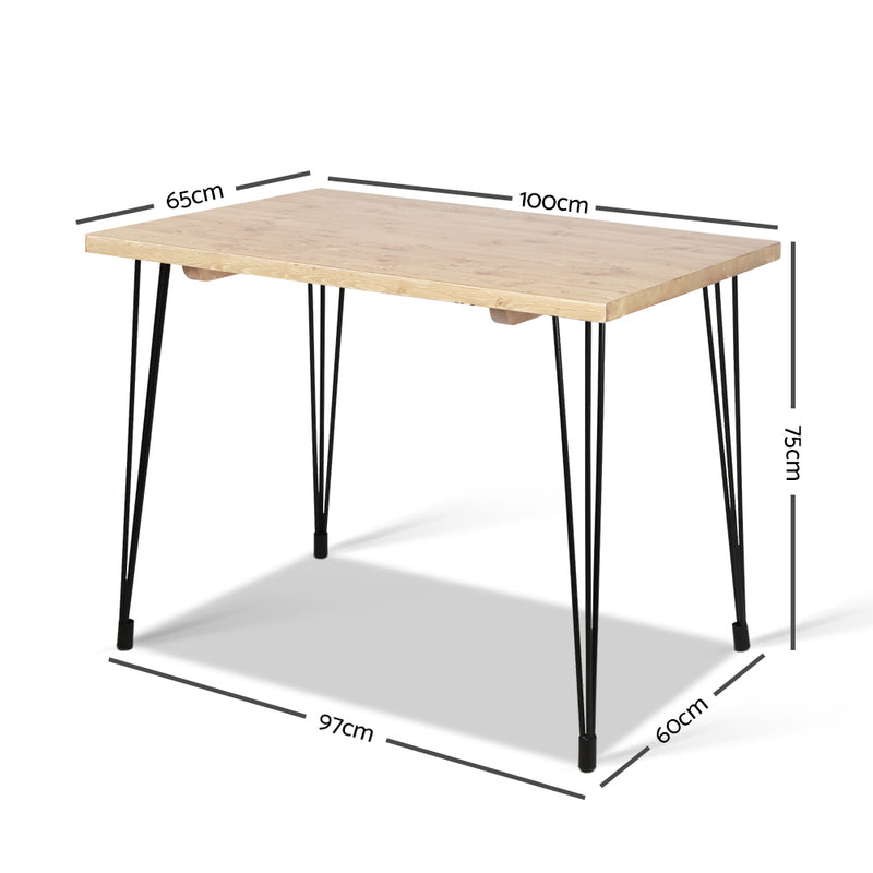 Bailey 6 Seat Dining Table - measurements