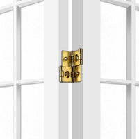 Gretel 3 Panel Room Divider hinge