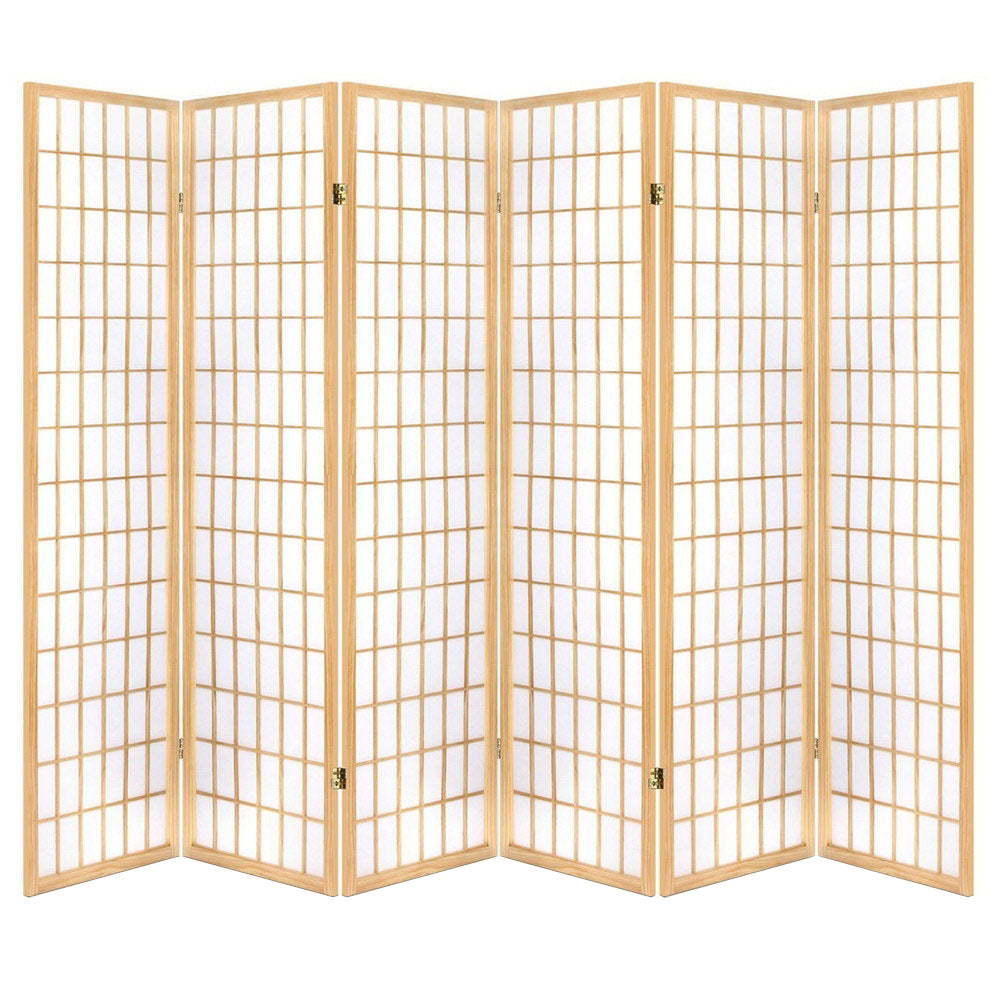 Hunter 6 Panel Room Divider