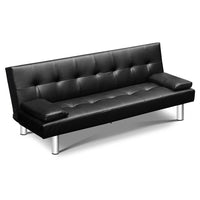 Zinnia Three Seater Sofa Bed