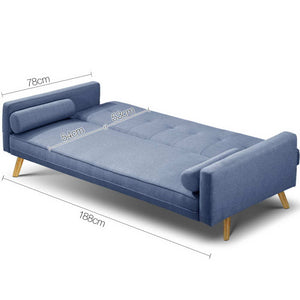 Grover 3 Seater Sofa Bed