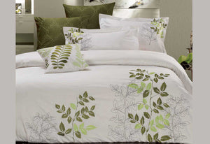 Ivy Super King Quilt Cover Set